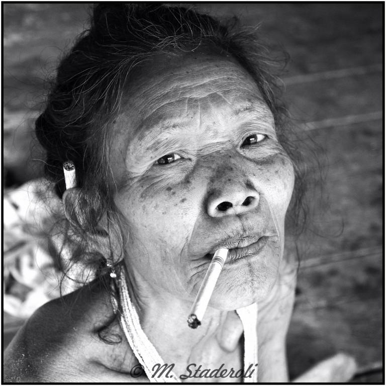 «Un regard, des sourires»  Mentawaï 2013-37